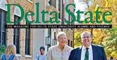 Alumni Magazine Delta State University