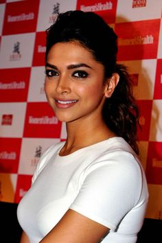 Indian Bollywood actress Deepika Padukone
