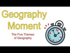 Five Themes of Geography - YouTube                              …