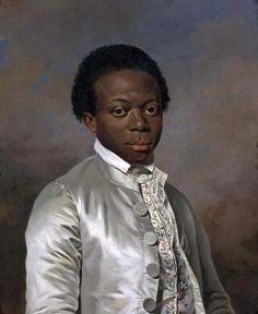 1785 Marie-Victoire Lemoine - Portrait of Zamor