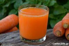 Φυσικός χυμός καρότου χωρίς αποχυμωτή – enter2life.gr