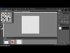 ▶ How to Create Shaped Page Borders in PSE - YouTube