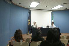 Dr. Víctor Germán Sánchez, Auditorio de la DGTIC, Seminario: Visiones sobre la Mediación Tecnológica en Educación, 23 de septiembre de 2013.