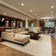 Basement Design,... Bar behind sofa  Pictures, Remodel, Decor and Ideas - page 35