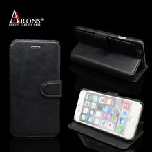 Folio Style Wallet Phone Case Leather Wallet Case For Iphone 6s Case Leather