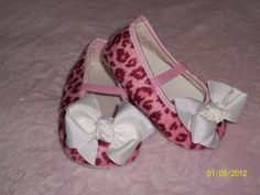 $7 baby girl shoes