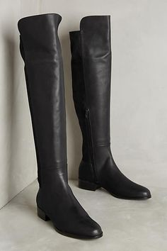 Miss Albright Over-The-Knee Riding Boots - anthropologie.com
