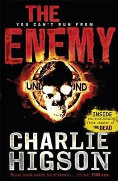 The Enemy by Charlie Higson @monstroso - Adult zombies eating children under 14 years. Every kids very, very worst nightmare. #AllHallowsRead #BookTrust