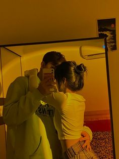 Teen Couple Pictures, Cute Friend Pictures, Cute Couples Photos, Cute Couples Goals, Couples In Love, Couple Goals, Korean Boys Hot, Korean Couple, Best Couple