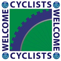 Cyclists Welcome Scheme - Cycle Scottish Borders Bike Logo, B & B, Welcome, Cyclists, Peak District, Bicycling, Castle, Cafes, Cycling