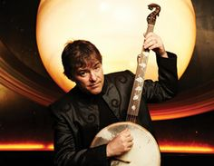 """Britt favorite Béla Fleck will perform his own composition """"The Imposter""""-Concerto for Banjo and Orchestra on August 8, 2014."""