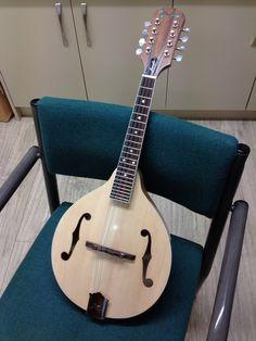 A Style Mandolin for Jennifer