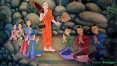 Cup of Tea- a famous Zen story  #buddha #buddhism #zen #tantra #tibetan #tibet #gautam #siddhartha #bodhi #bodhitree #nirvana #enlightenment #koan #meditation #heartsutra Heart Sutra, Bodhi Tree, Buddha Buddhism, Live In The Present, Tantra, Nirvana, Tibet, Tea Cups, Meditation