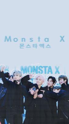 30 Best Monsta X Wallpaper Images Jooheon Shownu Hyungwon