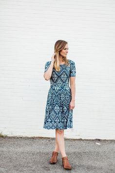 Azteca Mecca Midi Dress