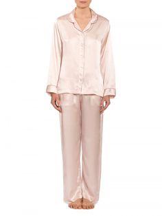 d104f468c8 Derek Rose Bailey rose silk women s pyjamas - The Carolyn Pjs