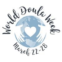 Happy World Doula Week! Doula Business, Mindfulness, Happiness, Symbols, Letters, Birth, Woman, Happy, Bonheur