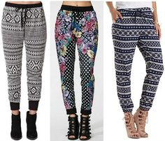 Class to Night Out: Jogger Pants