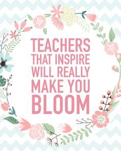 Teacher Appreciation Printable + Blog Hop   HowToNestForLess.com