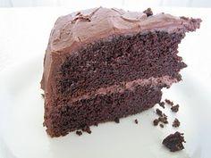 chocolate chocolate chocolate! baked