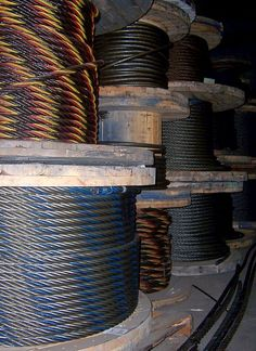 Steel Wire Ropes and Its Various Types