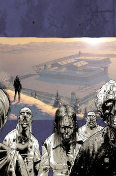 Walking Dead Vol. 3.........!!!!