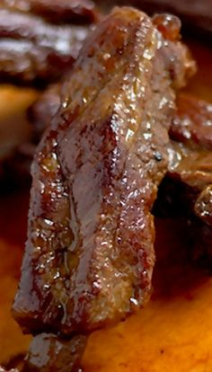 Chinese Braised Sweet and Vinegary Spare Ribs