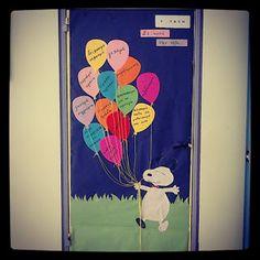 """Ιστορίες από την τάξη: Διακόσμηση πόρτας - η νέα """"τρέλα""""!"""