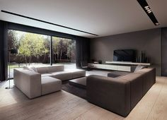Modern Sofas for your living room #modernsofas #livingroom #homeandecoration homeandecoration.com