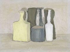 Morandi - bottiglie