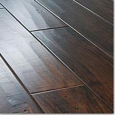 BuildDirect: Engineered Hardwood Floors Acacia Handscraped Walnut 4 7/8