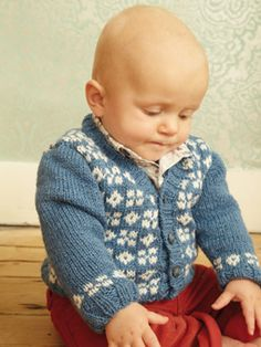 Buy Rowan Studio - Issue 30 pattern book from Black Sheep Wools. As one of the UK's top suppliers we offer the lowest price on Rowan Studio - Issue 30 pattern book. Baby Boy Knitting, Knitting For Kids, Baby Knitting Patterns, Free Knitting, Baby Knits, Fair Isle Pattern, Vest Pattern, Black Sheep Wool, Baby Girl Sweaters