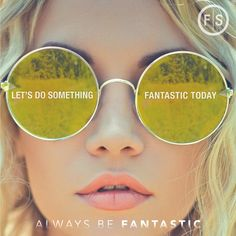 Let's Do Something Fantastic Today: https://www.fantasticsams.com/  #quotes #Hair #BlondeHair #Boho