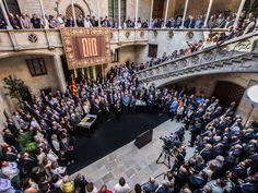 Quasi tots els alcalds de Catalunya a favor de la Consulta #Catalanwanttovote9N