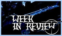 Urban Fantasy Investigations: Week in Review: 1/29-2/4