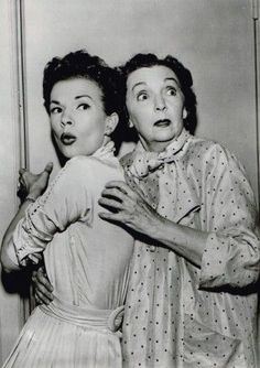 Gale Storm started her 2nd hit TV series of the 50s in 1956 with The Gale Storm Show (Oh Suzanna!) -- with ZaSu Pitts as Elvira, the ship-board hairdresser and Roy Roberts as Captain Huxley