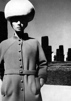 Jennifer O´Neill for VOGUE, 1965.