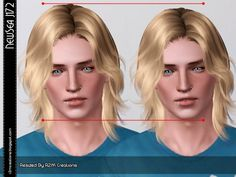 NewSea J172 Resized Male version by ReMaron - Sims 3 Downloads CC Caboodle