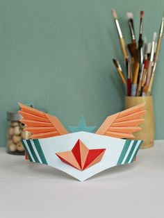 diy printable paper crown - birthday party crowns for kids - superhero party favors