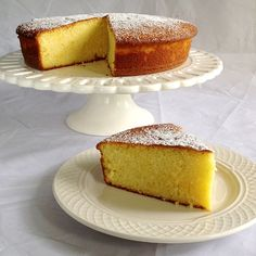 This beautiful Greek cake is absolutely amazing. The Orange-and-Olive Oil Cake is tender and moist with a delicious hint of orange.