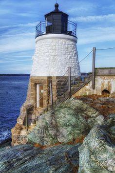✯ Lighthouse - Narragansett Bay - Newport, Rhode Island ...
