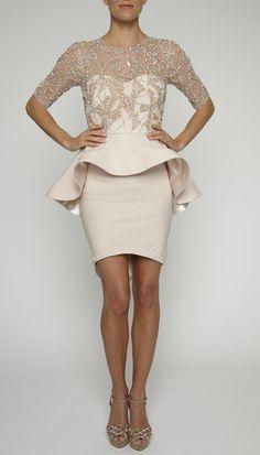 POWDER 13RG6689 | GABRIELLE DRESS | | Clothing | Rachel Gilbert