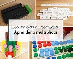 para estimular la motivación de los niños por el aprendizaje es necesario tener recursos diferentes: manipulativos, juegos de mesa, digitales, etc.