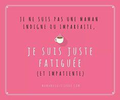 #mamanboulotdodo #citation #famille #maman #café