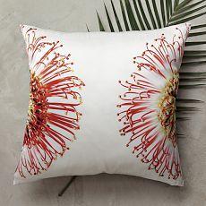 Clinton Friedman Protea Pillow Cover  EUR35.54 sale EUR20.19-West Elm
