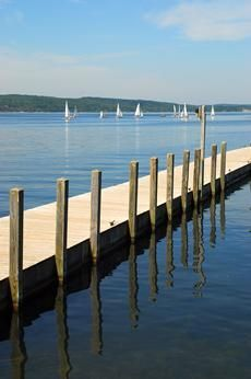 If you've never been to Boyne City, find out why you should visit Lake Charlevoix - USATODAY.com  #PetoskeyArea.com   http://www.PetoskeyArea.com