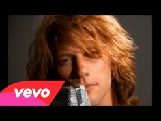 This song reminds me of what I went through and how we got together (the good guy in it). The difference between an immature jerk and a real man- Bon Jovi - Always