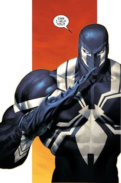 Flash Thompson/ Venom Space Knight (Earth-616)