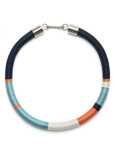Young+British+Designers:+ZADIE+NECKLACE+by+Eleanor+Bolton+-+Eleanor+Bolton+creates+very+lovely+and+beautifully+crafted+jewellery+in+texture+and+colour.+This+Zadie+necklace+demonstrates+her+rare+talent+to+full+effect.