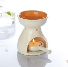 Ceramic Fragrance Oil Burner Essential Oil Furnace Air Freshener Containers